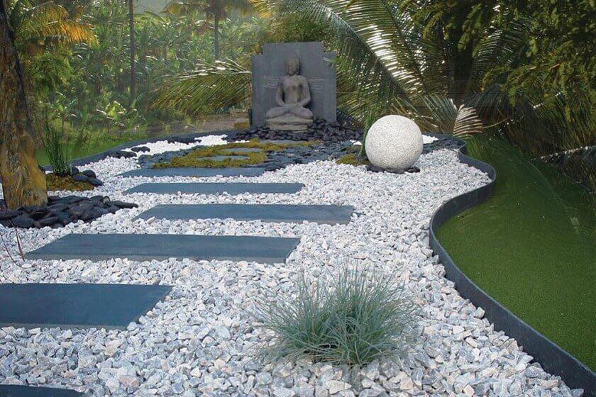 kit jardin zen